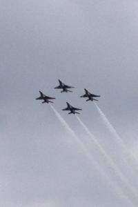 The Thunderbirds!