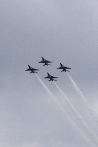 The Thunderbirds!