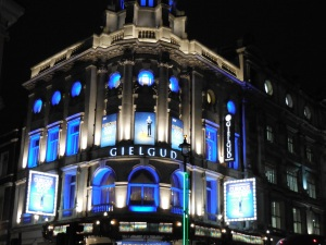 The Gielgud Theatre London