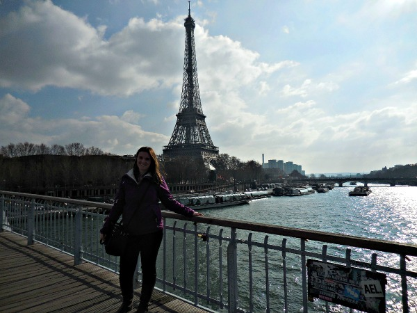 Weekend in Paris // Study Abroad London // Regent's University // www.lifeofhayley.com