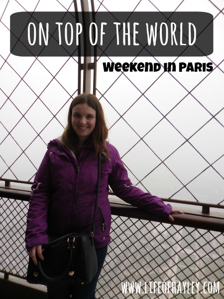 The Perfect Day in Paris // Study Abroad // London // www.lifeofhayley.com