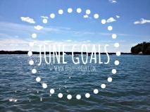June Goals // www.lifeofhayley.com
