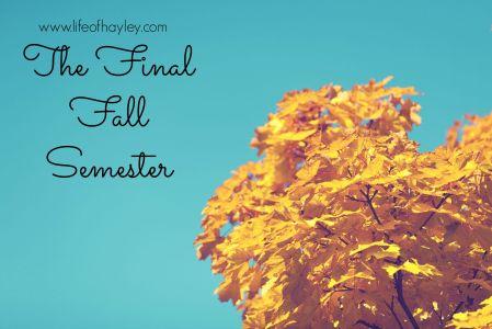 thefinalfallsemester
