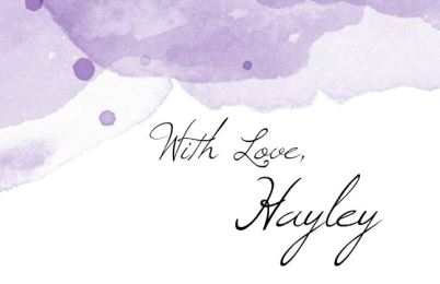 Lifestyle Blog, Life of Hayley
