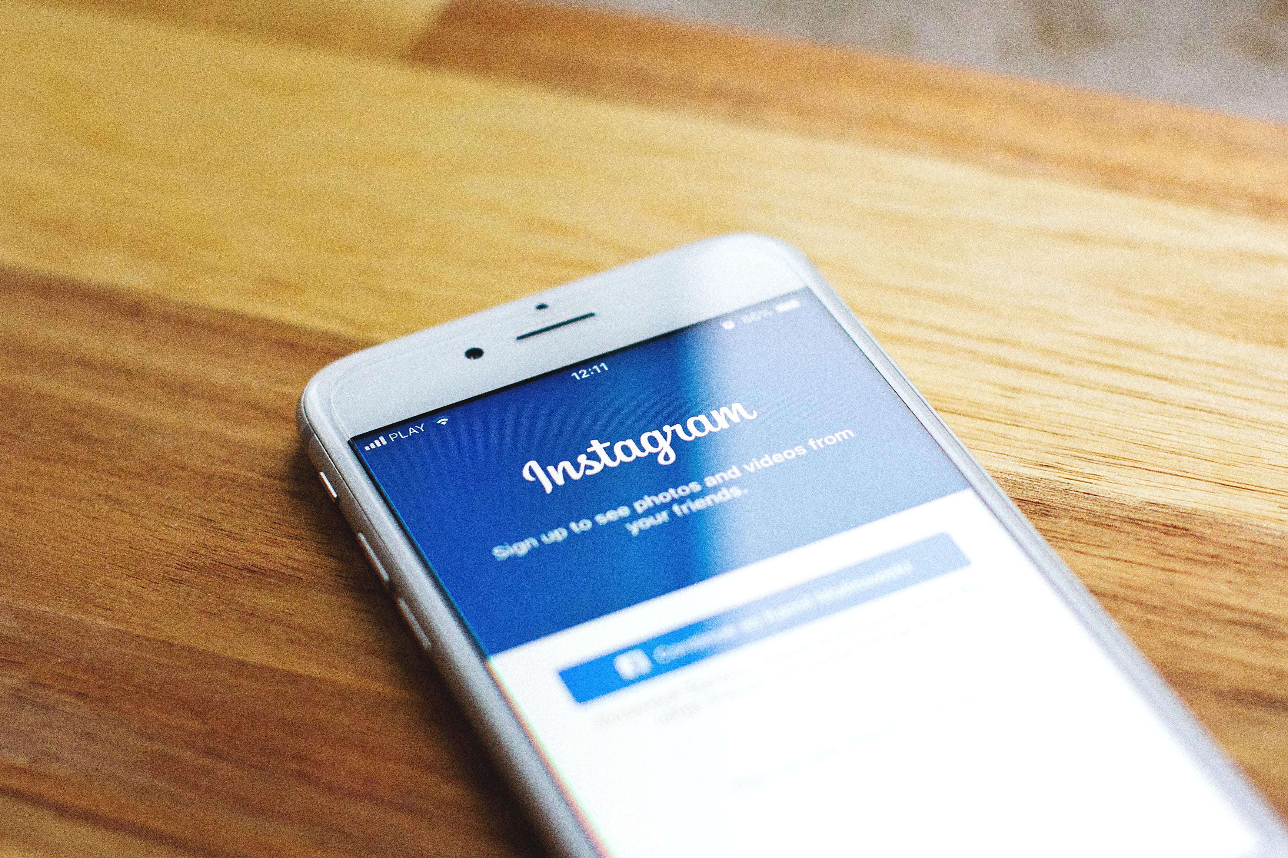 Instagram, Blogging, Social Media Blogging
