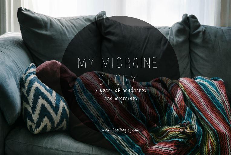 Chronic Migraines, Chronic Headaches, My Migraine Story, Migraine Treatments