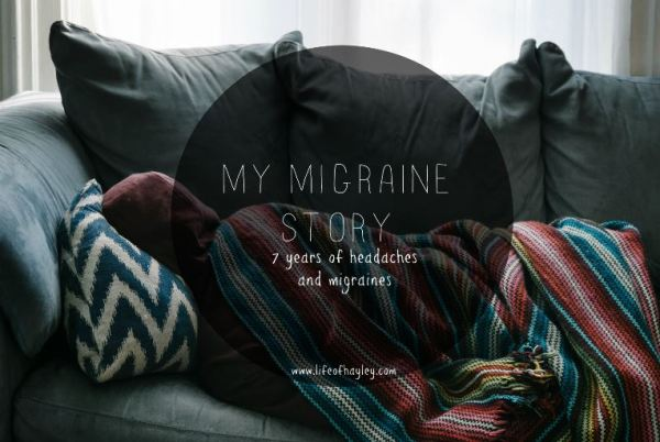 Chronic Migraines, Chronic Headaches, My Migraine Story, Migraine Treatments