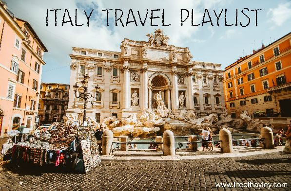 Travel Playlist - Italy