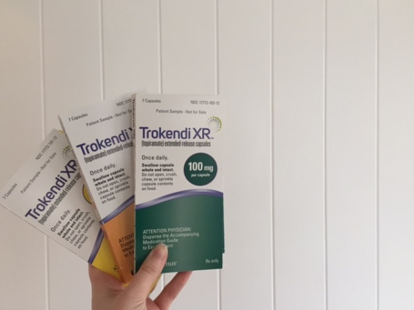 Trokendi XR; Chronic Migraine Treatment