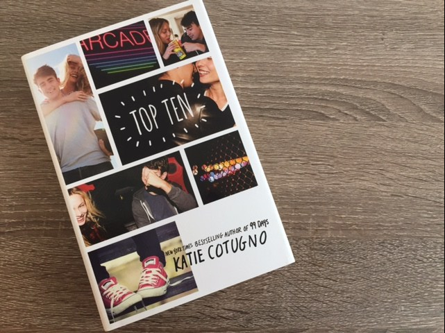 Top Ten by Katie Cotugno - YA Book Recommendation