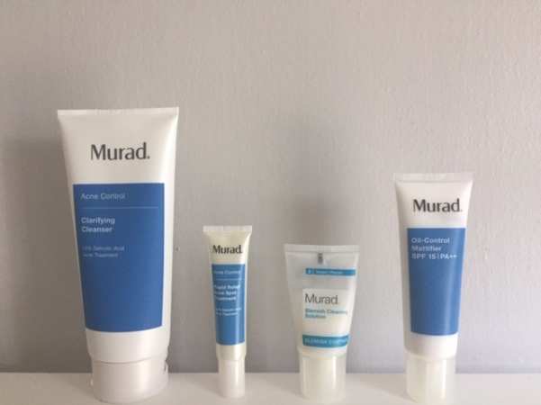 Murad Acne Products
